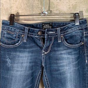 Women's jeans size 00 27 length